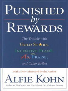"Hard Work - Part 2: Do people do hard things even when they are not forced to do them? | Starr-Eyed Pragmatist :: book ""Punished by Rewards: The Trouble with Gold Stars, Incentive Plans, A's, Praise, and Other Bribes."" by Alfie Kohn"