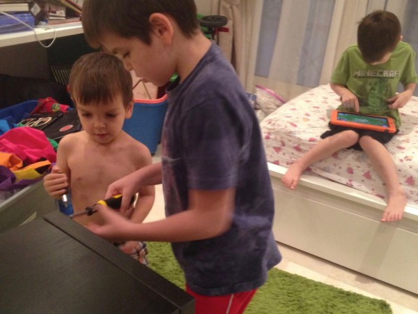 Hard Work - Part 1: What if my children are never forced to do hard things?   Starr-Eyed Pragmatist
