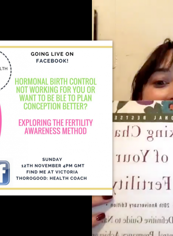Victoria Thorogood: Health Coach Interviews Me About Exploring the Fertility Awareness Method | Starry-Eyed Pragmatist