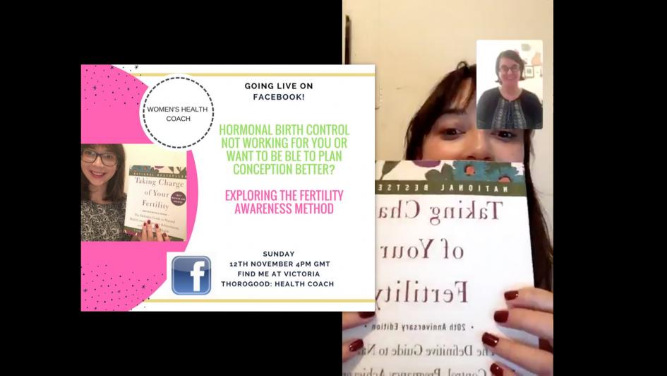 Victoria Thorogood: Health Coach Interviews Me About Exploring the Fertility Awareness Method | Starry-Eyed Pragmatist