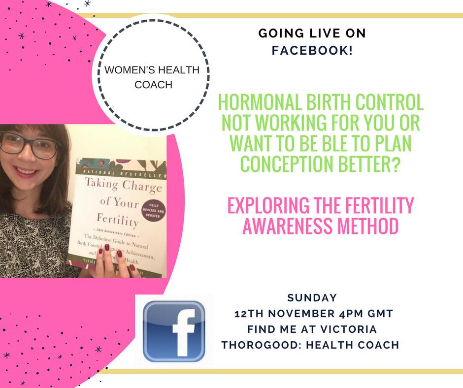 Health Coach Victoria Thorogood speaks with Fertility Awareness Instructor Tami Stroud about Exploring the Fertility Awareness Method | Starry-Eyed Pragmatist