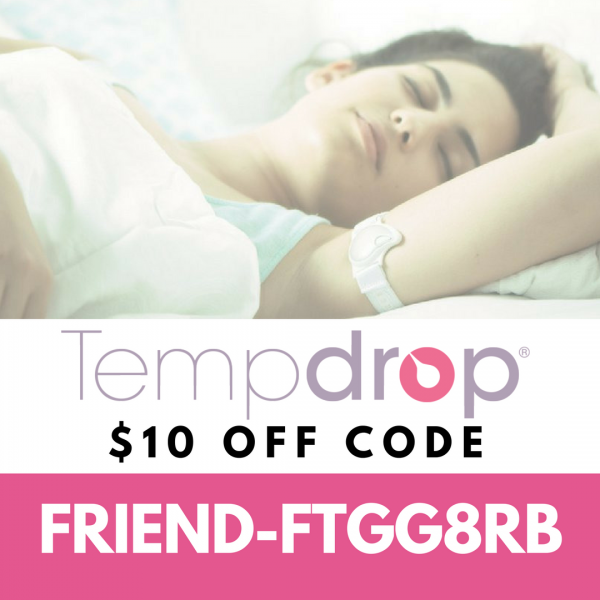 $10 Off Tempdrop | Starry-Eyed Pragmatist