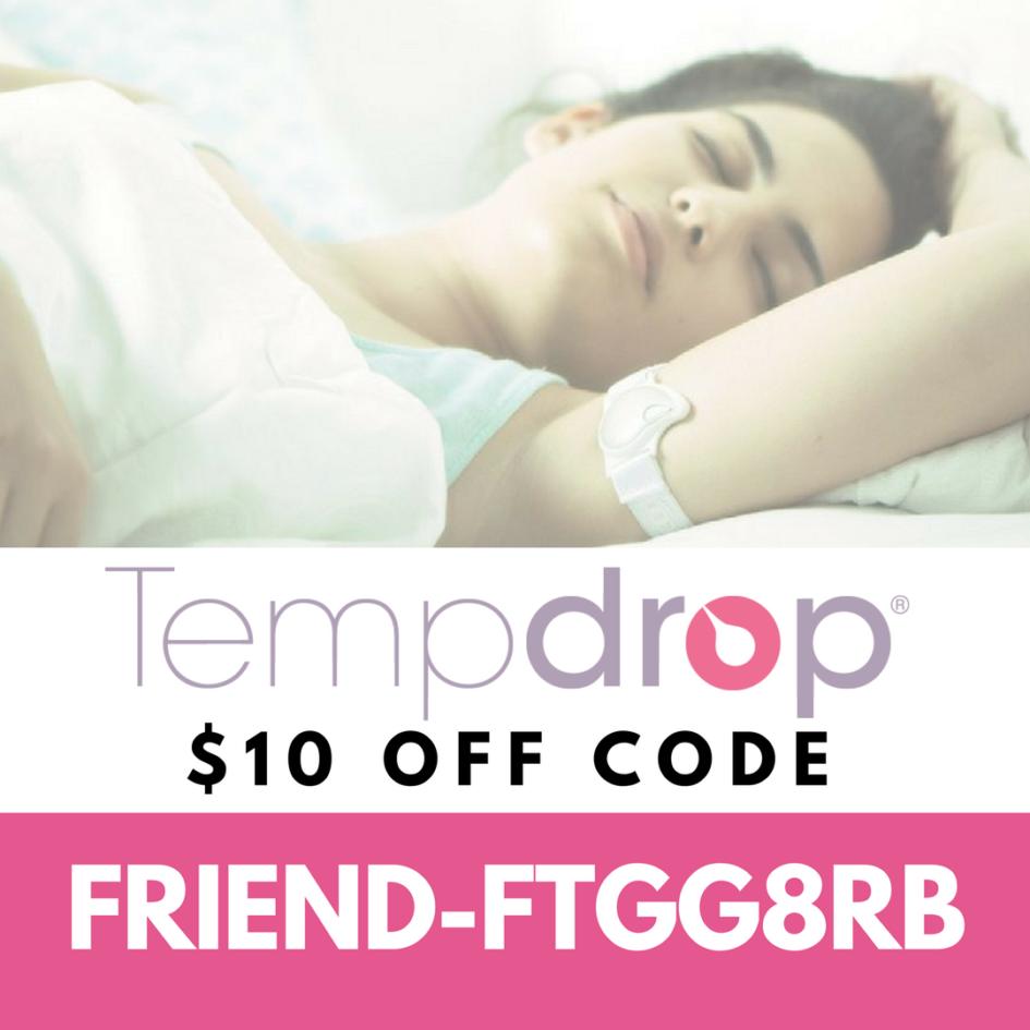 $10 Off Tempdrop | Starry-Eyed Pragmatist